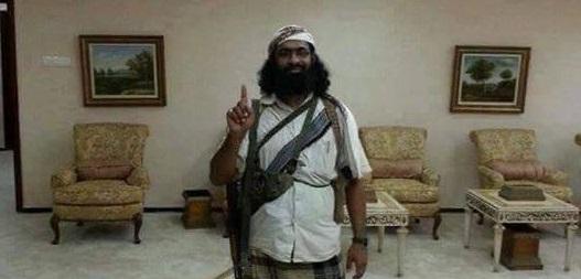 AQAP Khalid Batarfi Yemen Presidential cropped