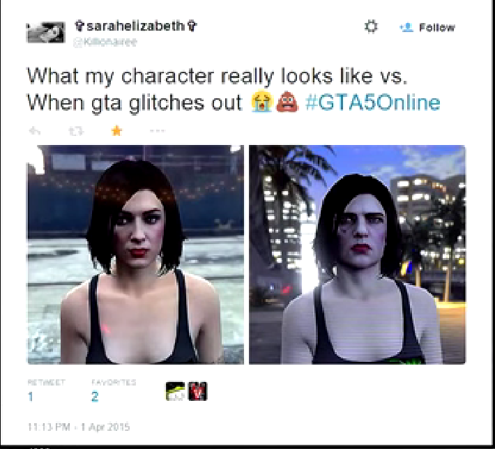 GTA 5 Online glitches