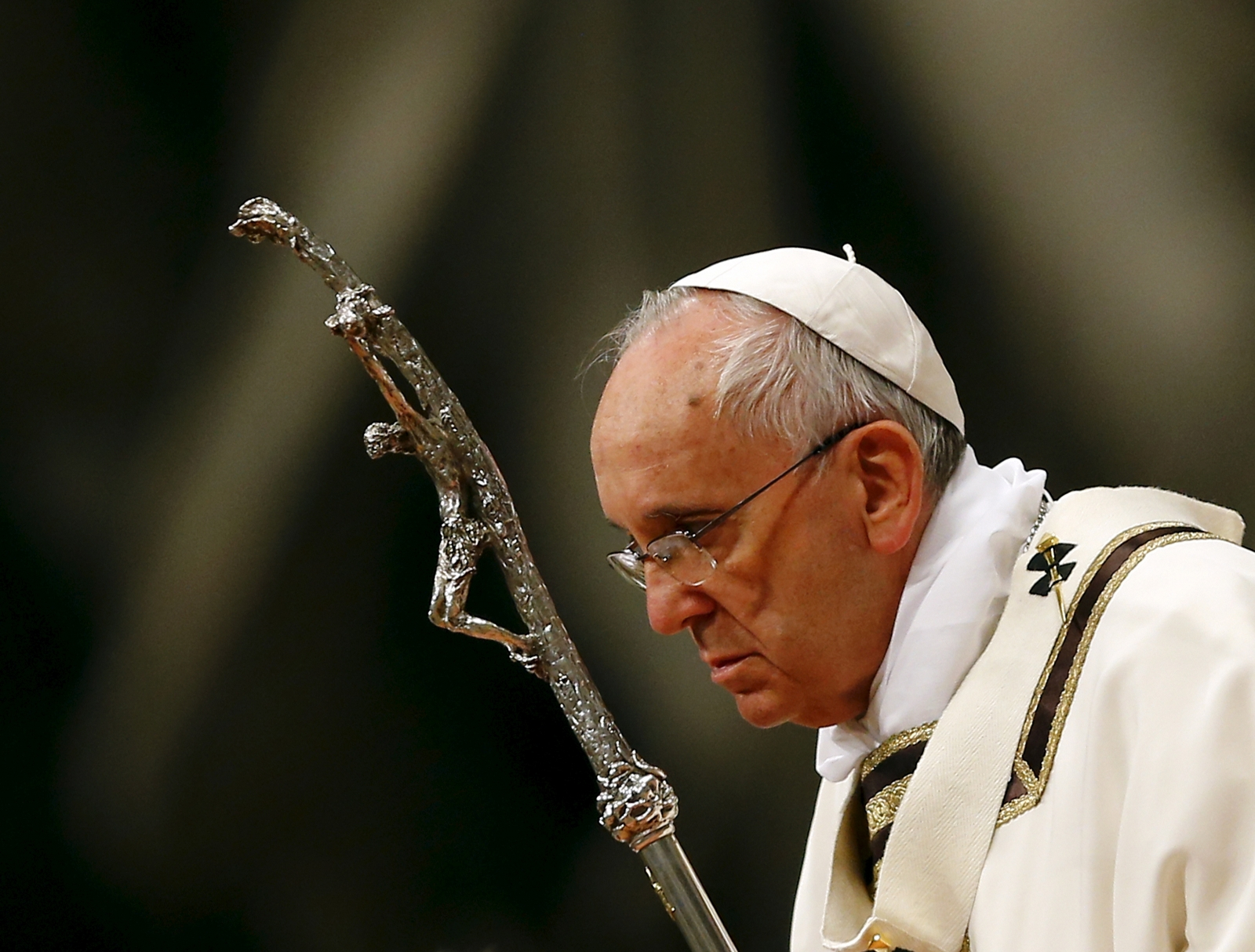 Pope Francis Easter homily