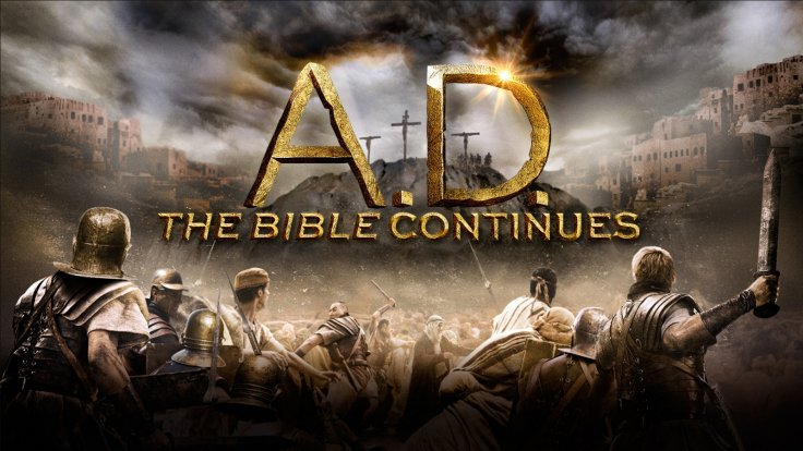 Image result for ad bible series