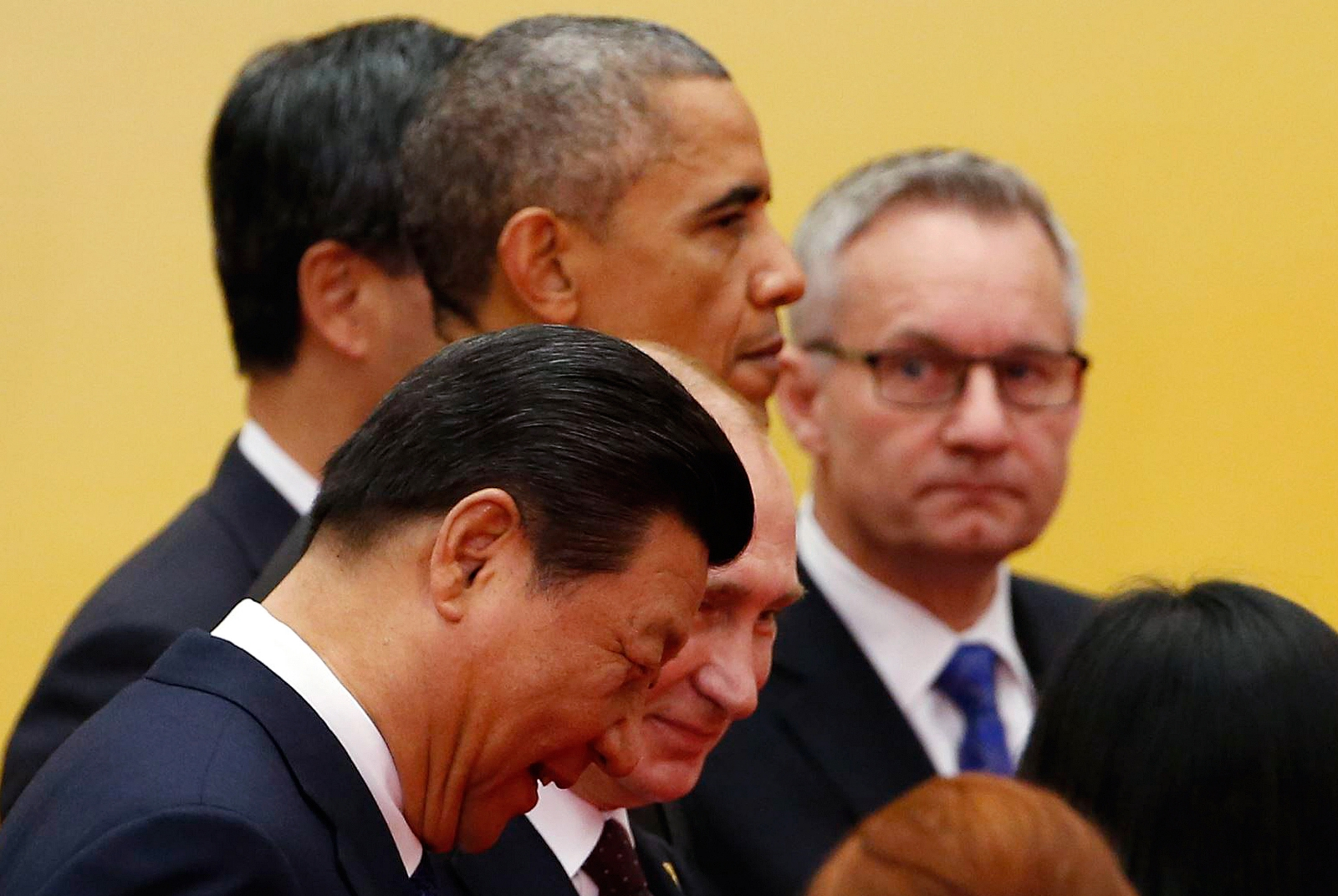 Russia and China relations