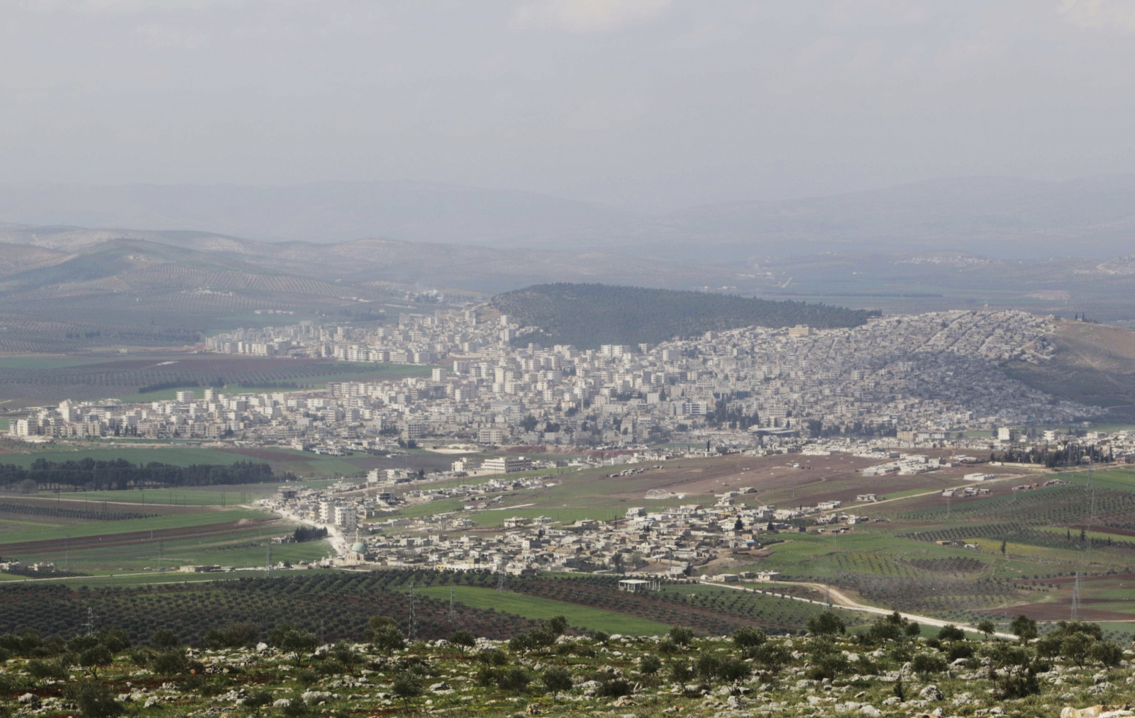 Kurds Syria kidnap