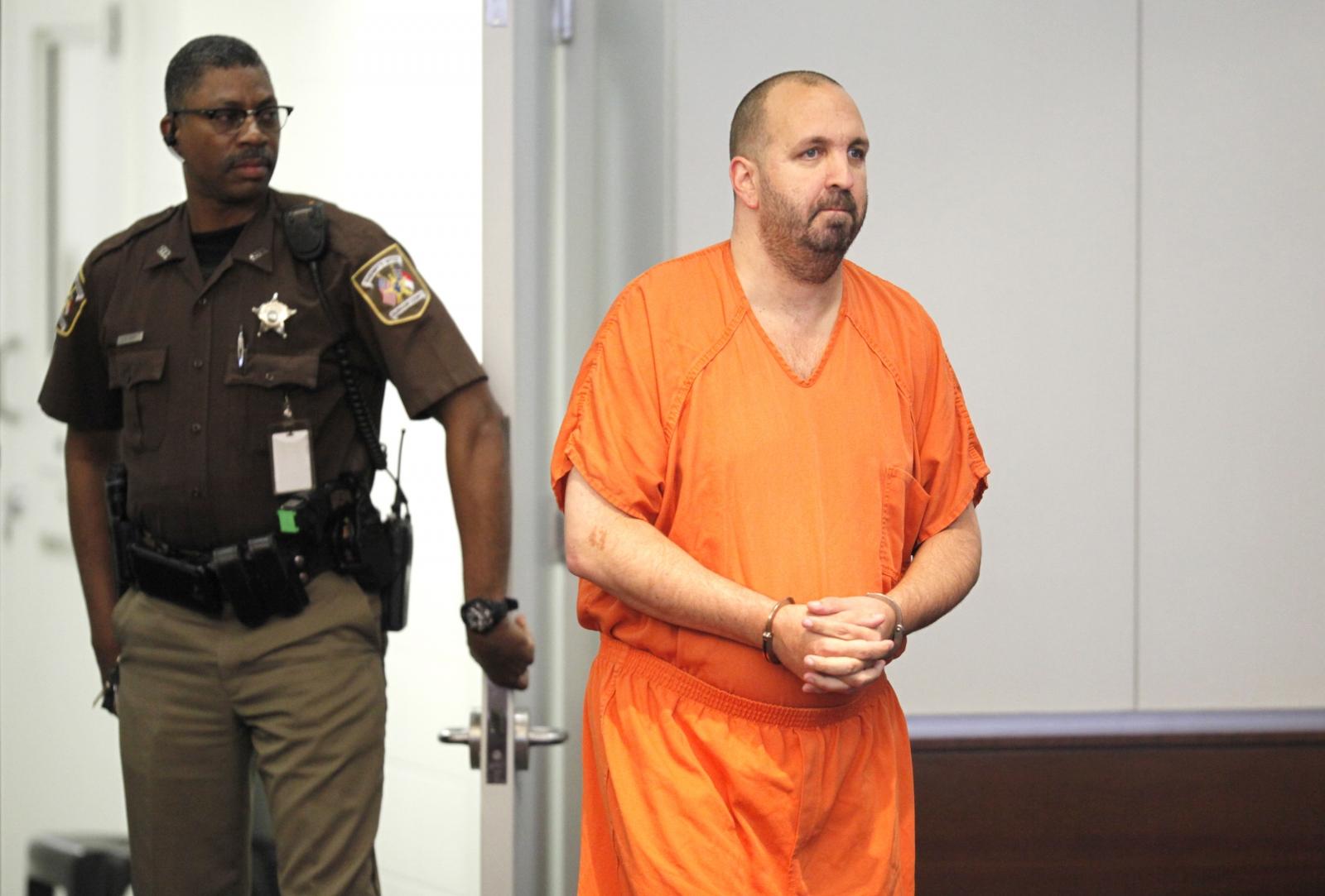 Craig Stephen Hicks faces death penalty