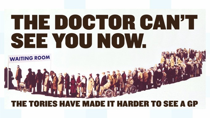 Labour NHS