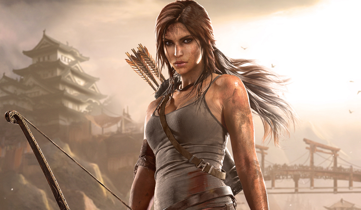 Tomb Raider reboot lara croft