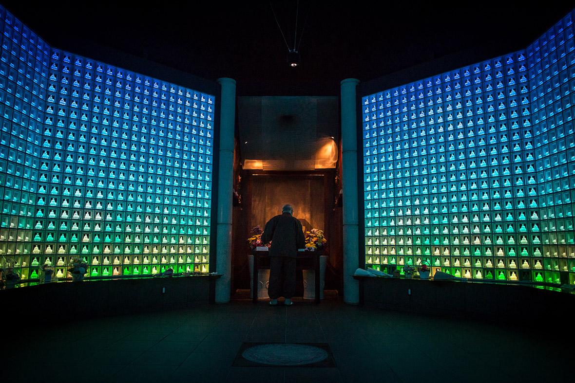 Ruriden columbarium