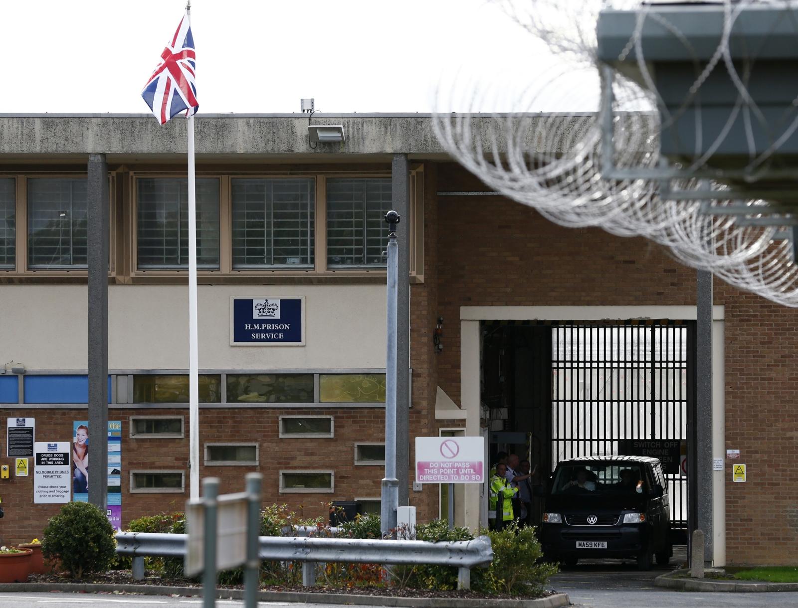 Longmarsh prison