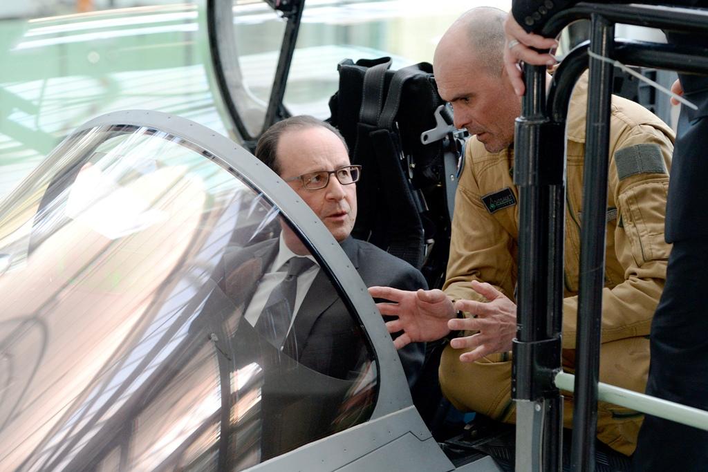 French President Fancois Hollande