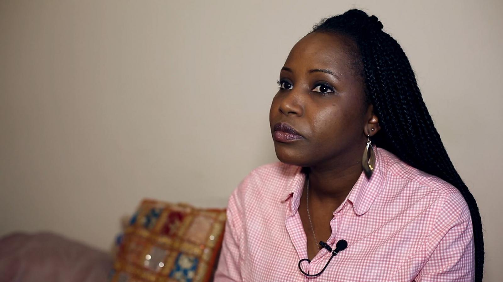 Rwanda Genocide Survivor Miriam