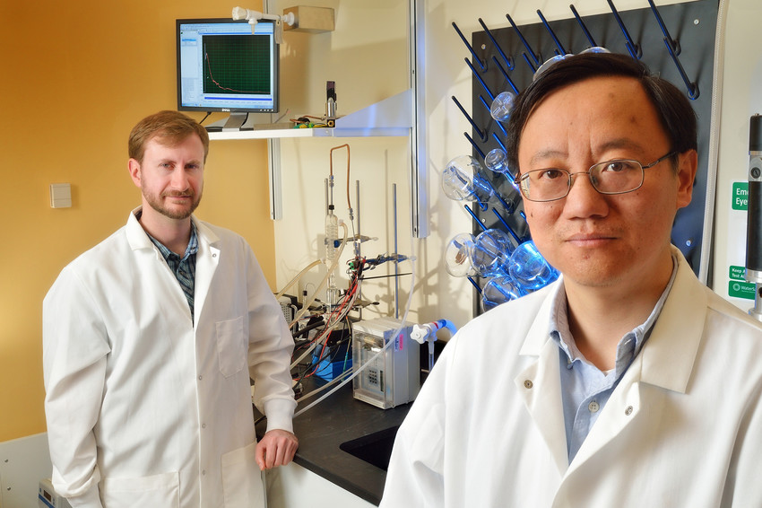 Virginia Tech succeeds in making hydrogen cheaper