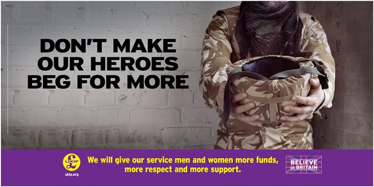 Ukip election poster