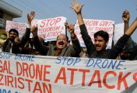 Drone strikes Pakistan