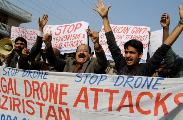 Drone strikes Pakistan