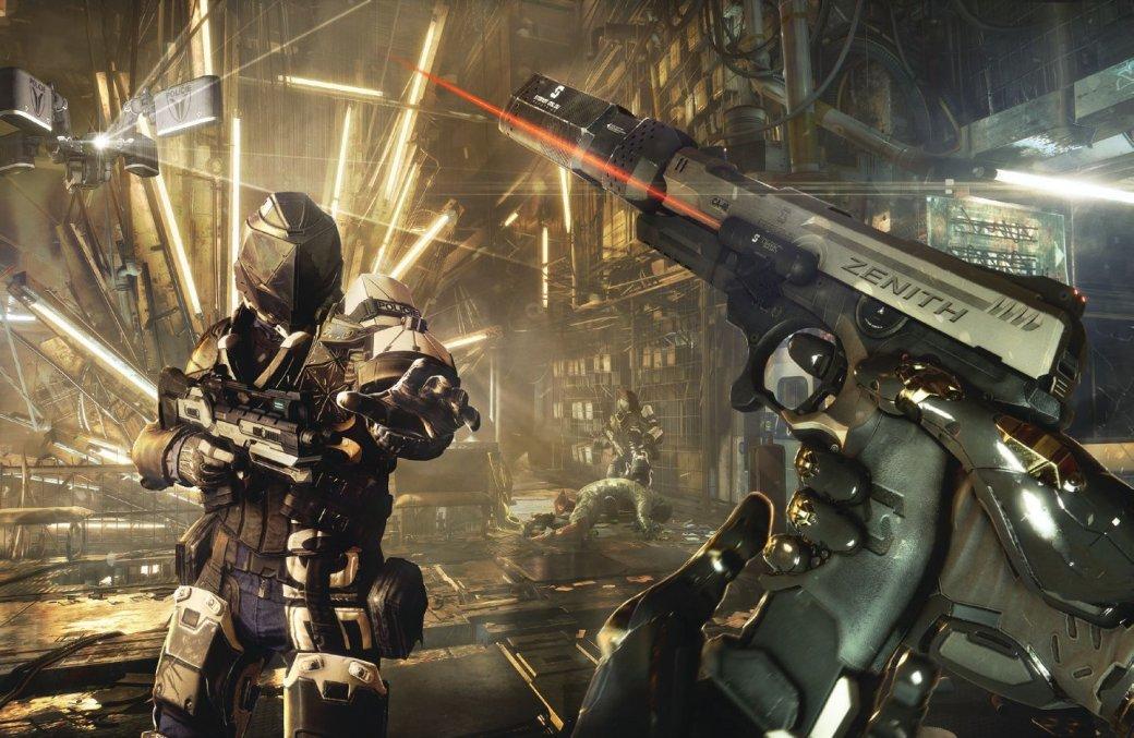 Deus Ex Mankind Divided PS4 Xbox One