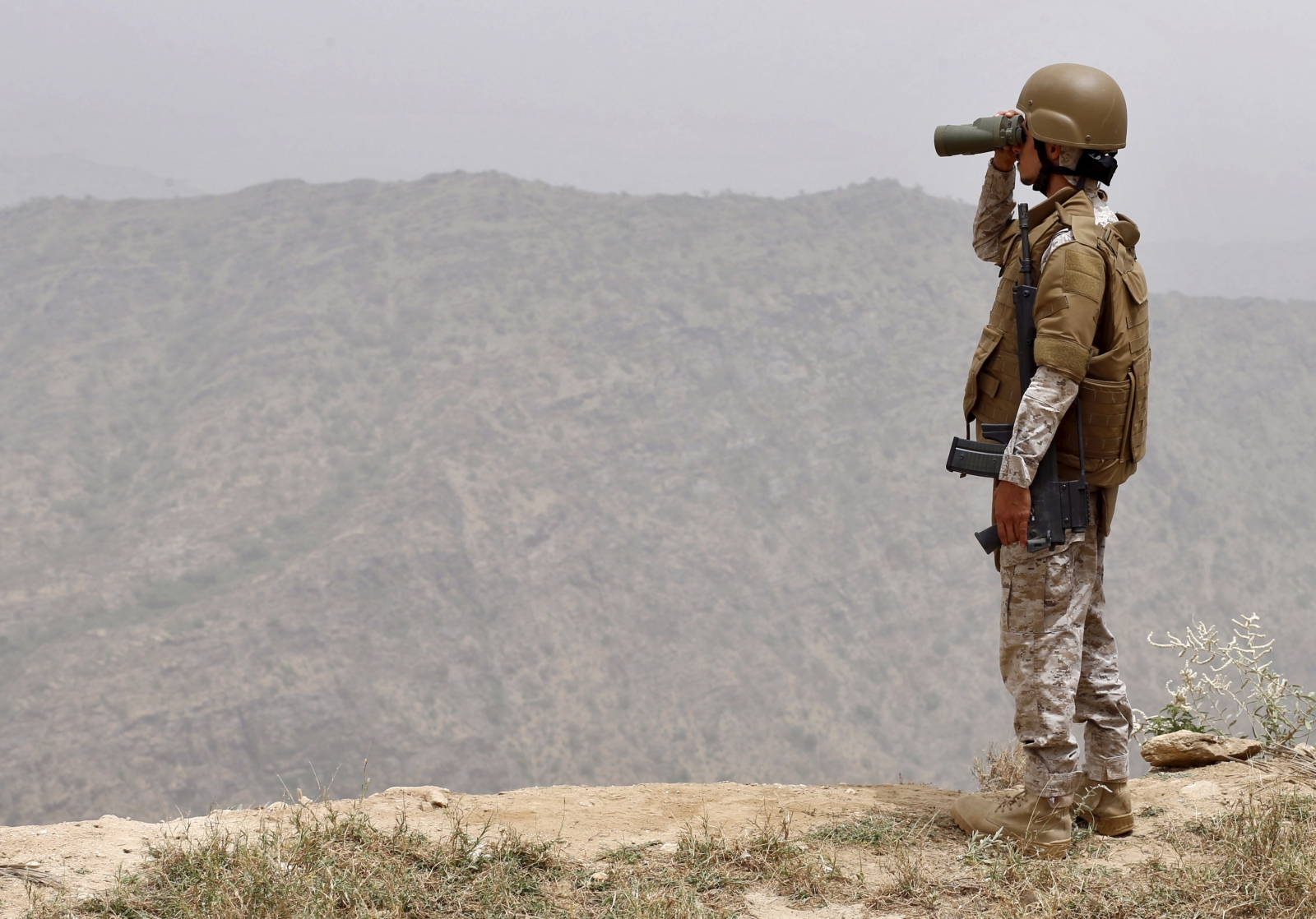 Saudi Arabia military offensive in Yemen