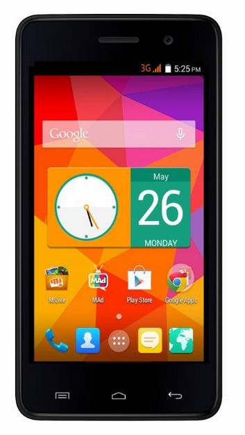 how to update android on micromax a57