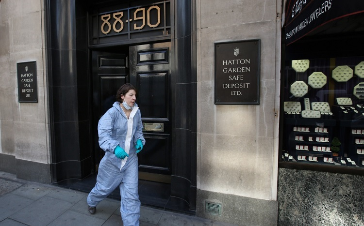 Hatton Garden robbery: Mystery deepens over the £200m ...