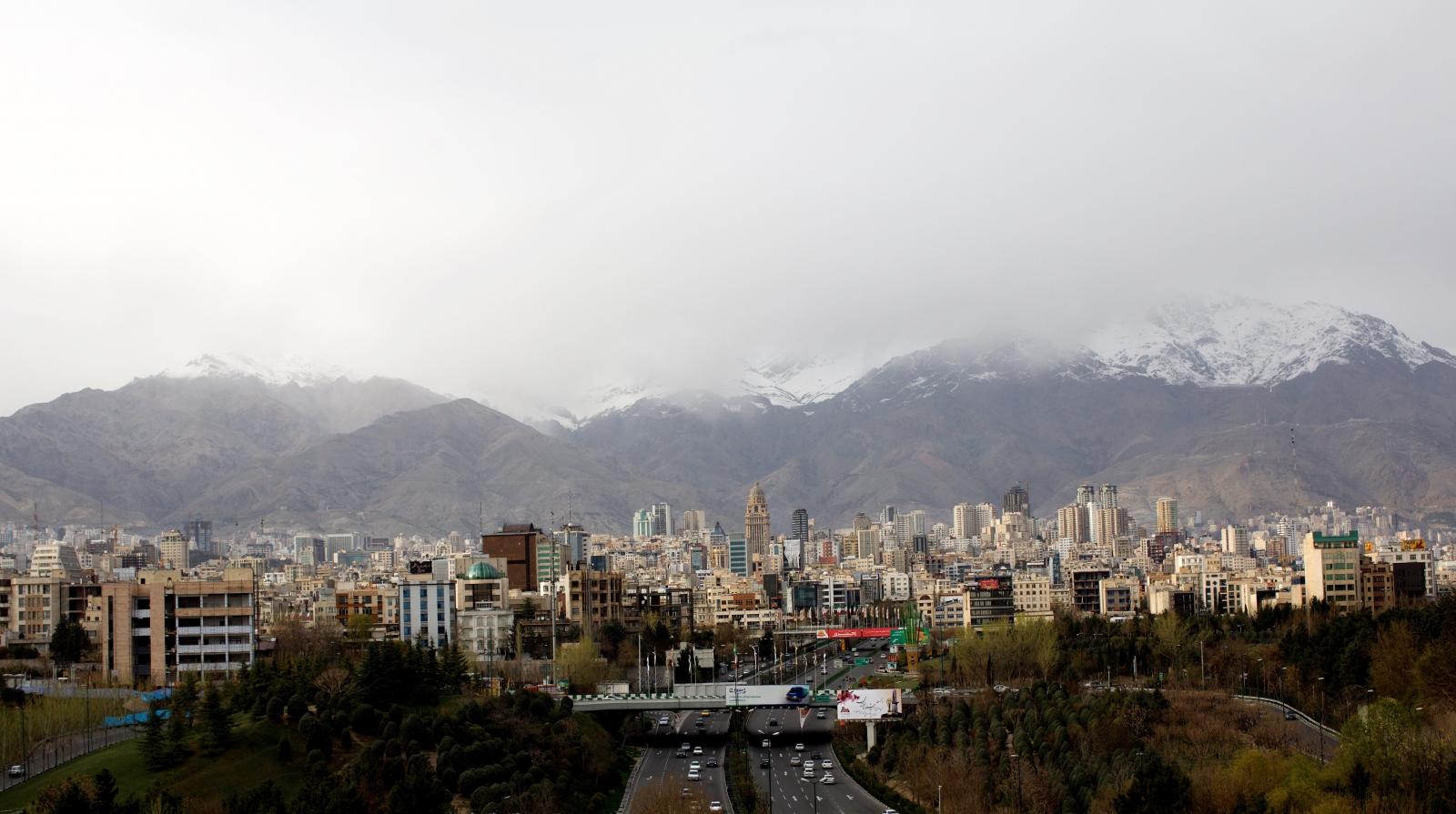 Iran Tourism Tehran