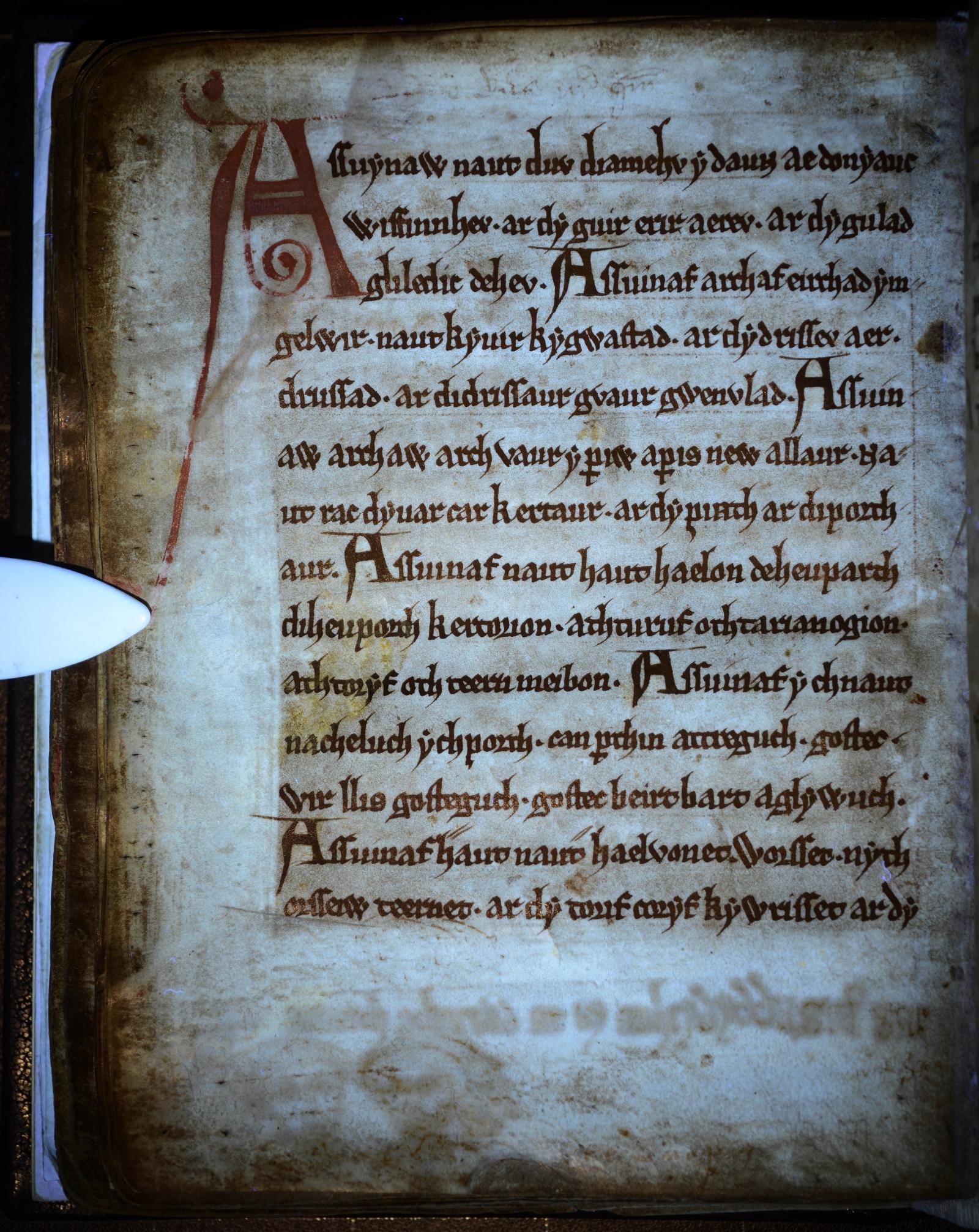 The Black Book of Carmarthen