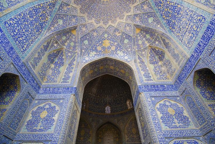 Shah Mosque Isfahan Iran