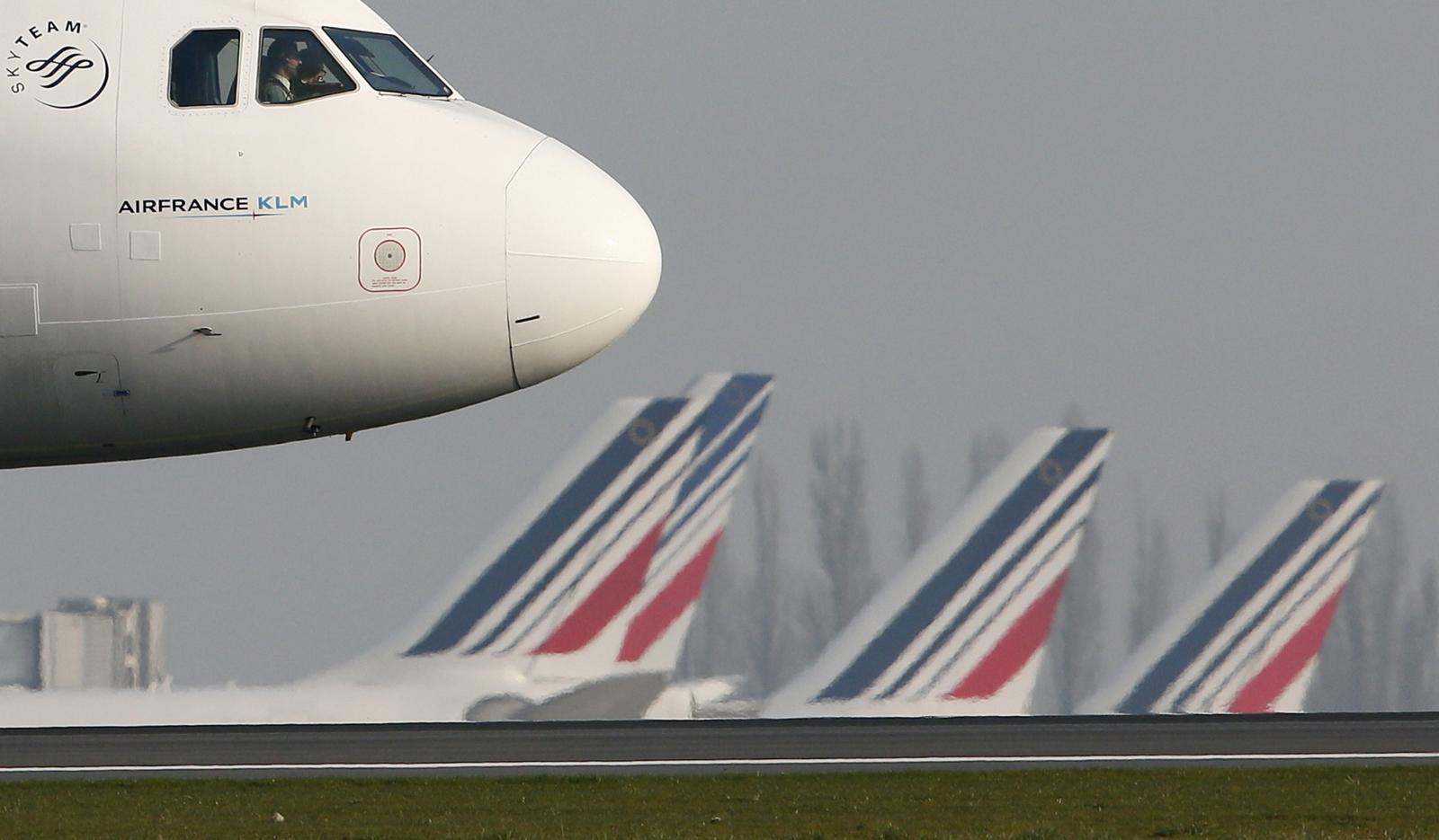 Resultado de imagen para Air France strike