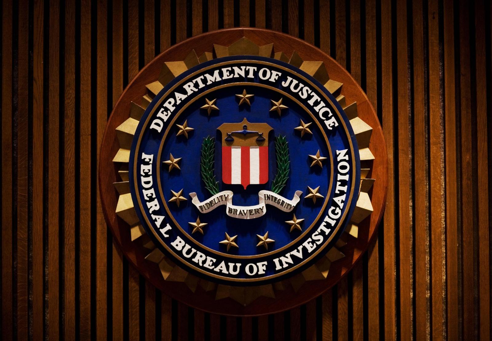 FBI crest