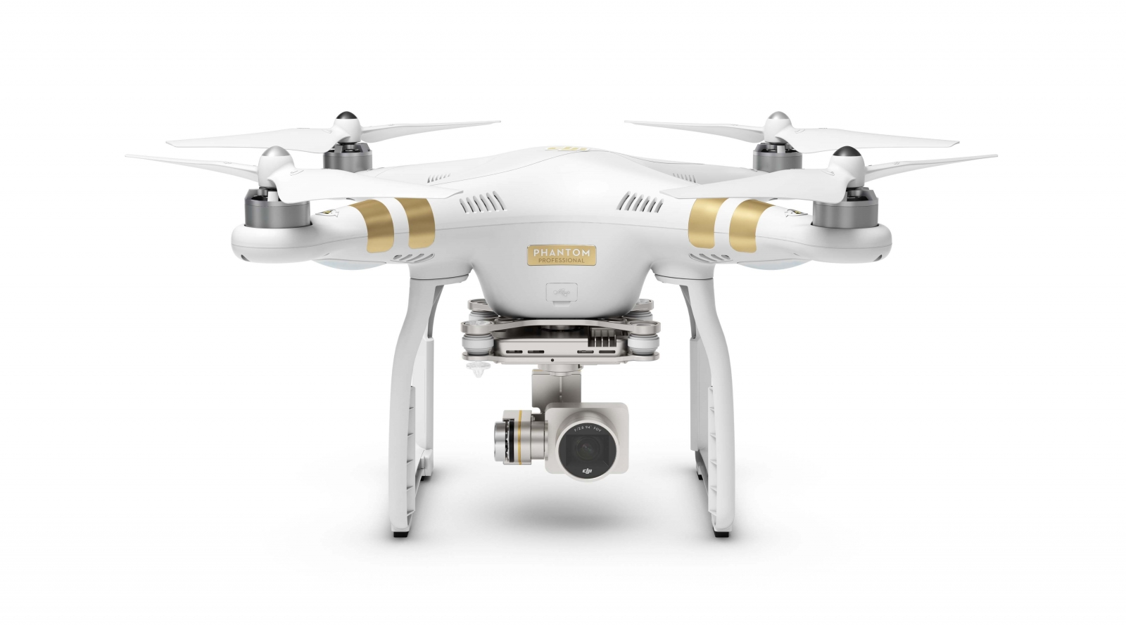 The new DJI Phantom 3