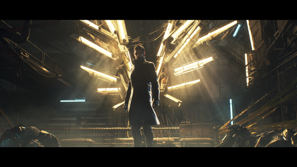 Deus Ex Mankind Divided Trailer