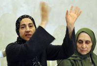 Zubeidat Tsarnaev (left) defends Boston bomber son