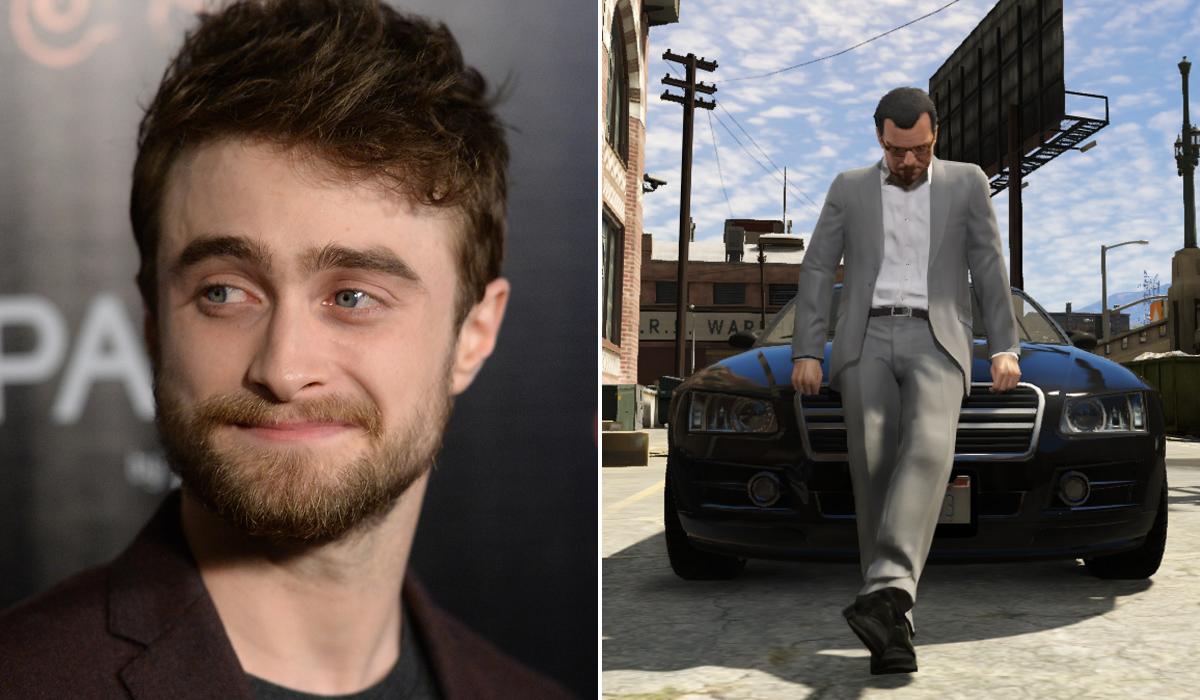 Grand Theft Auto Daniel Radcliffe