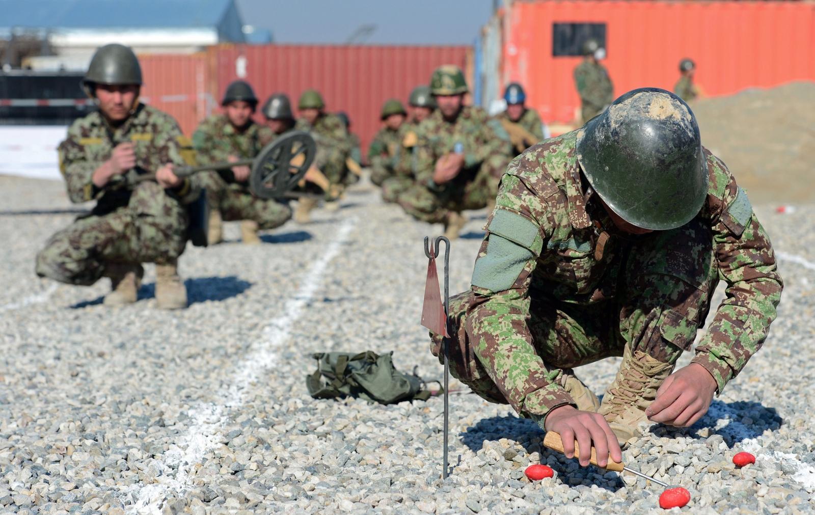 Afghanistan gun battle Mazar-i-Sharif