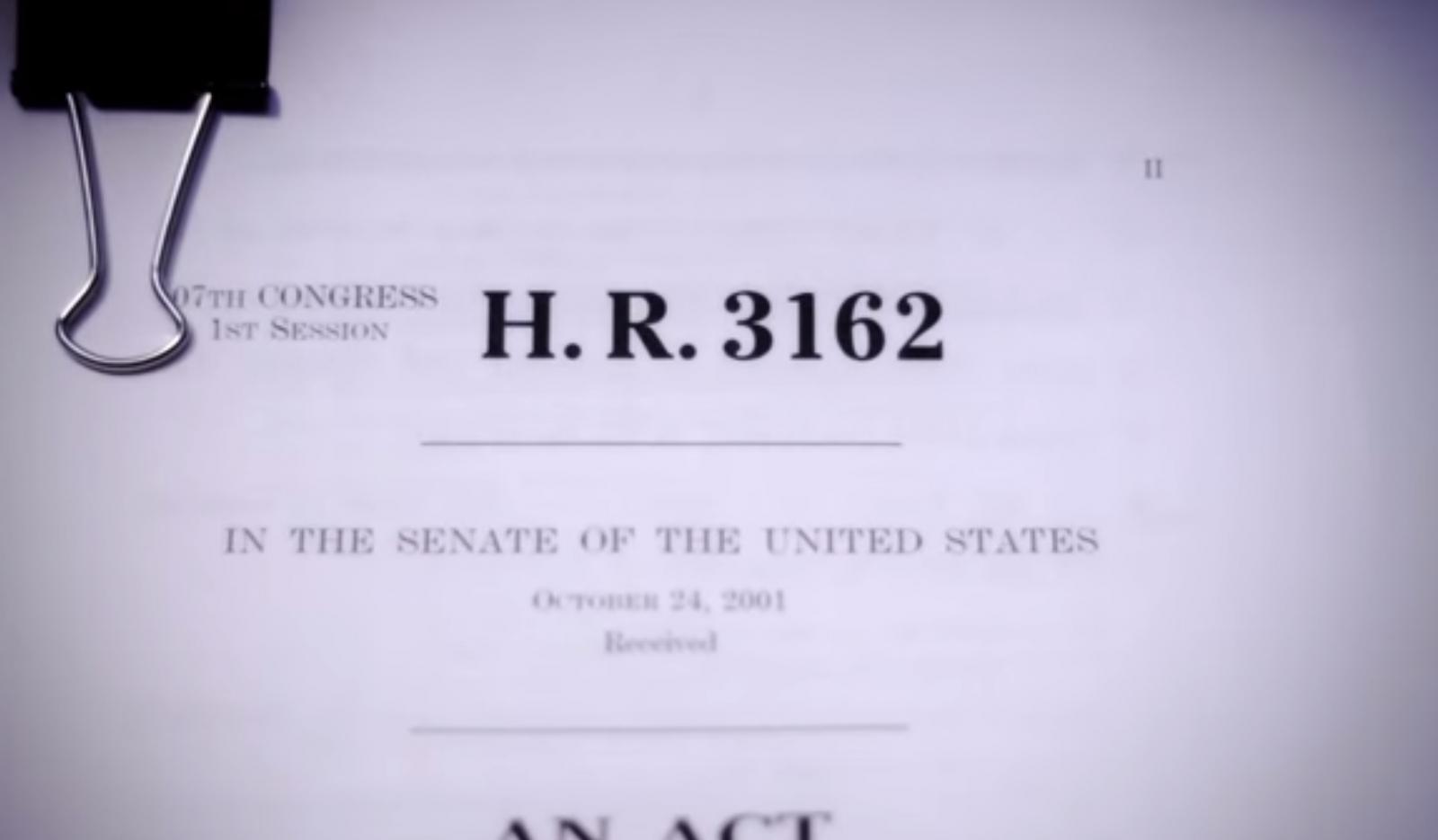 Patriot Act NSA fight 215