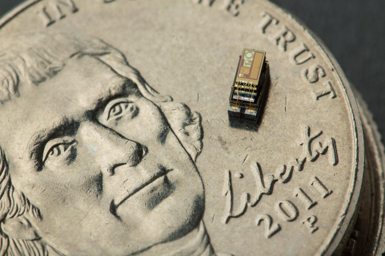 Michigan Micro Mote: The world's smallest computer