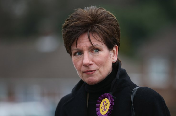 Diane James Ukip