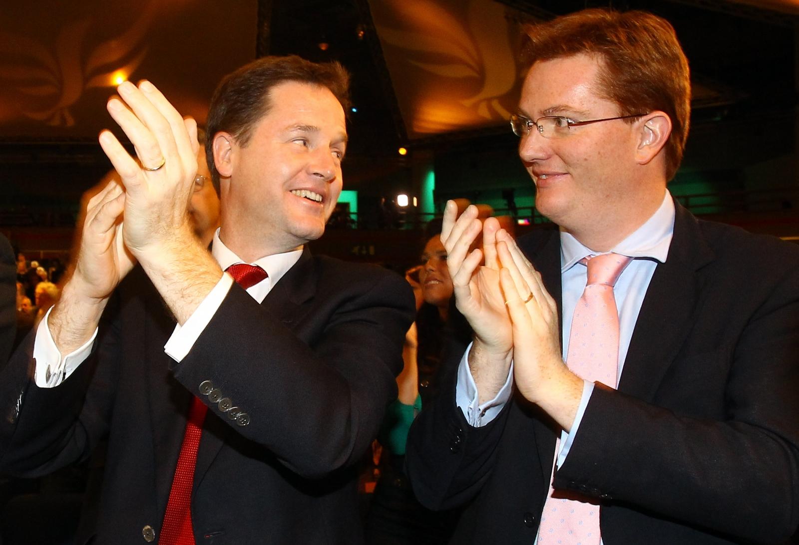 Nick Clegg and Danny Alexander