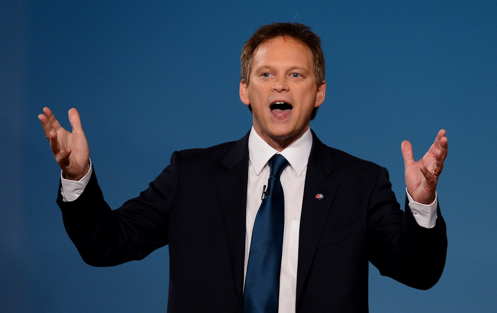Grant Shapps to face real Michael Green