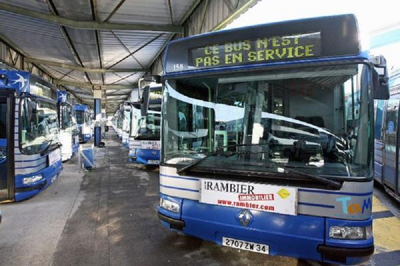 Montpellier bus driver wants to ban Roma