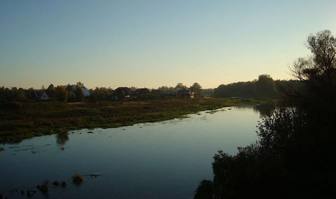 River Klyazma