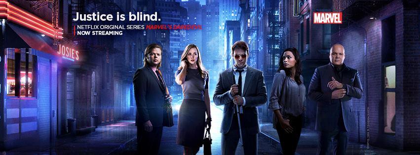 Marvel Daredevil Premieres