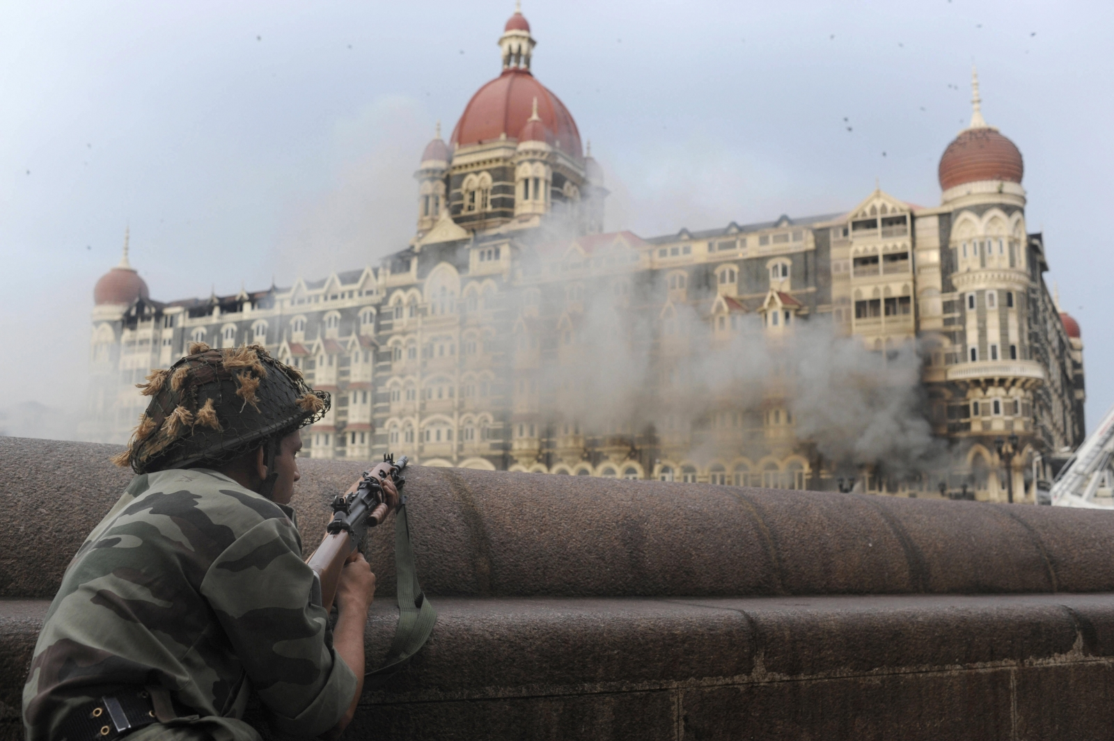 166 people were killed in the 2008terrorattacs