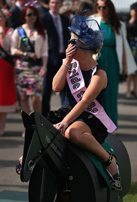 Aintree Grand National Ladies Day