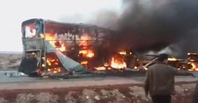 Moroccan coach crash