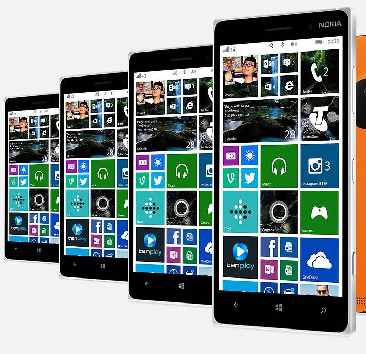 Lumia Phones get updated Lumia