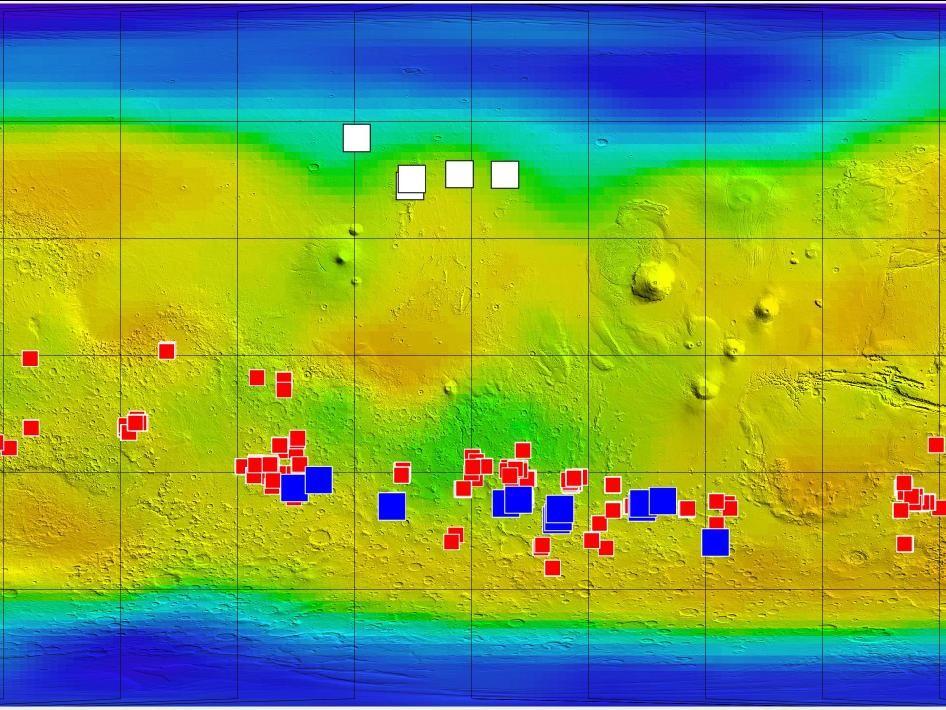 NASA MRO Mars Image