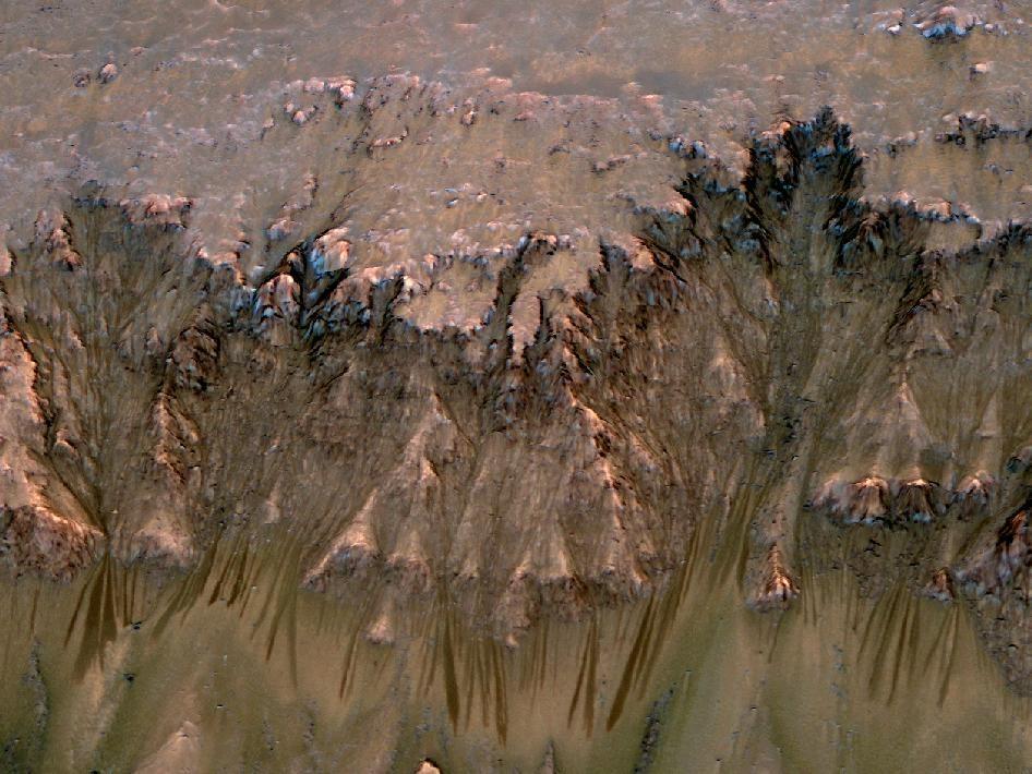 NASA MRO Mars Image 2