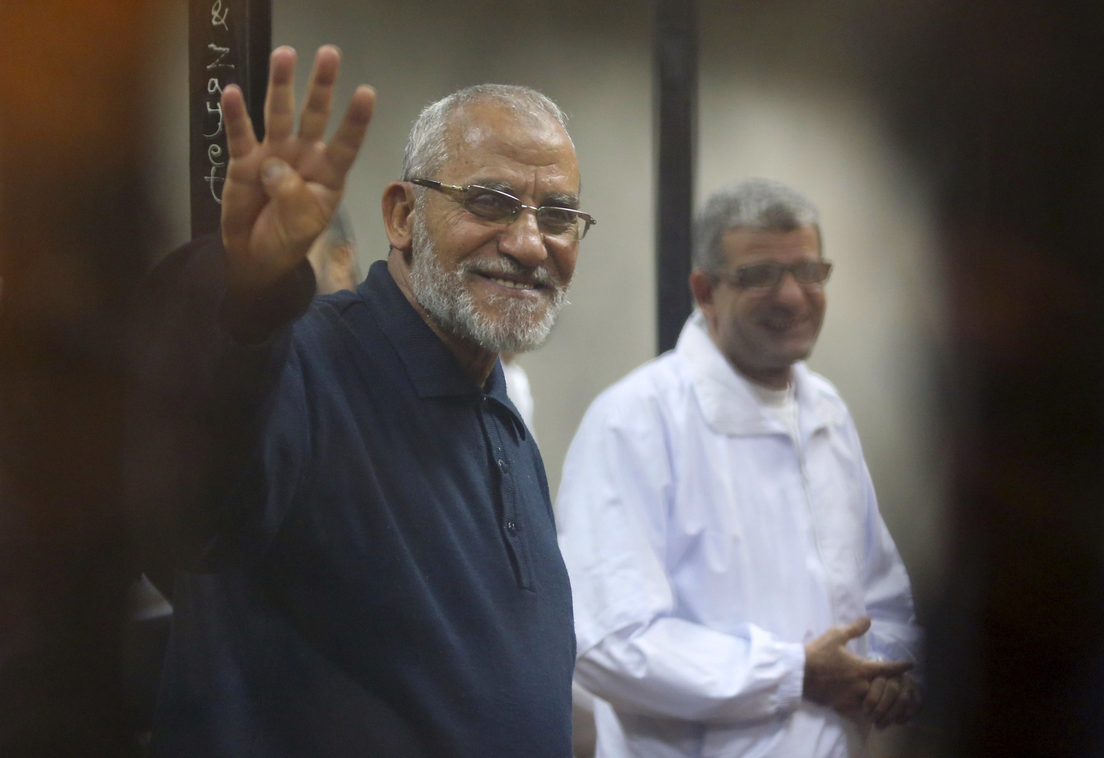 Egypt Brotherhood death sentence