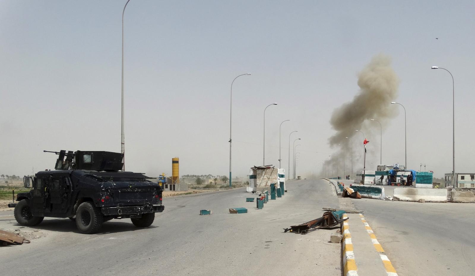 ISIS Ramadi attack