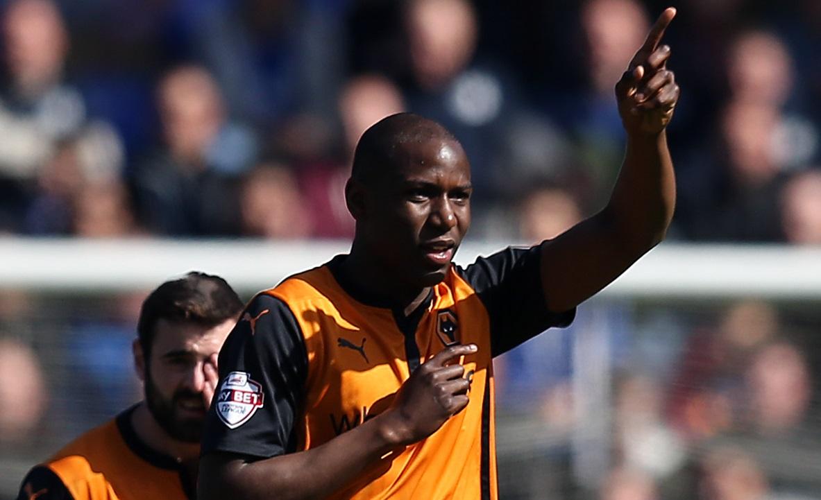 Wolves Striker Benik Afobe Open To Arsenal Return