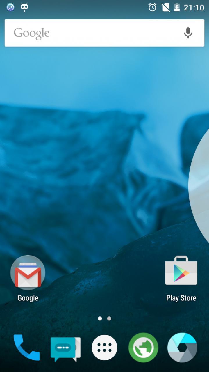 CyanogenMod 12.1 ROM