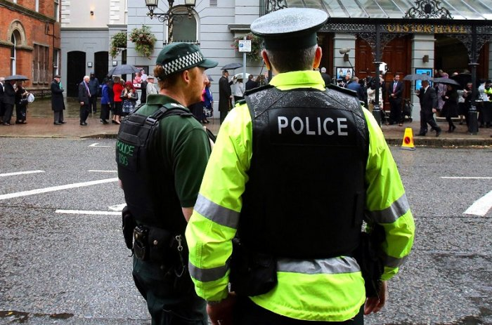 Police Service of Northern Ireland police officers